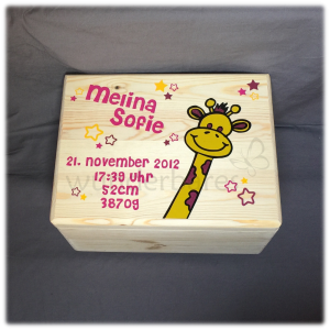 Erinnerungs-Box